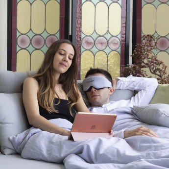 HEY MASK - sleep mask